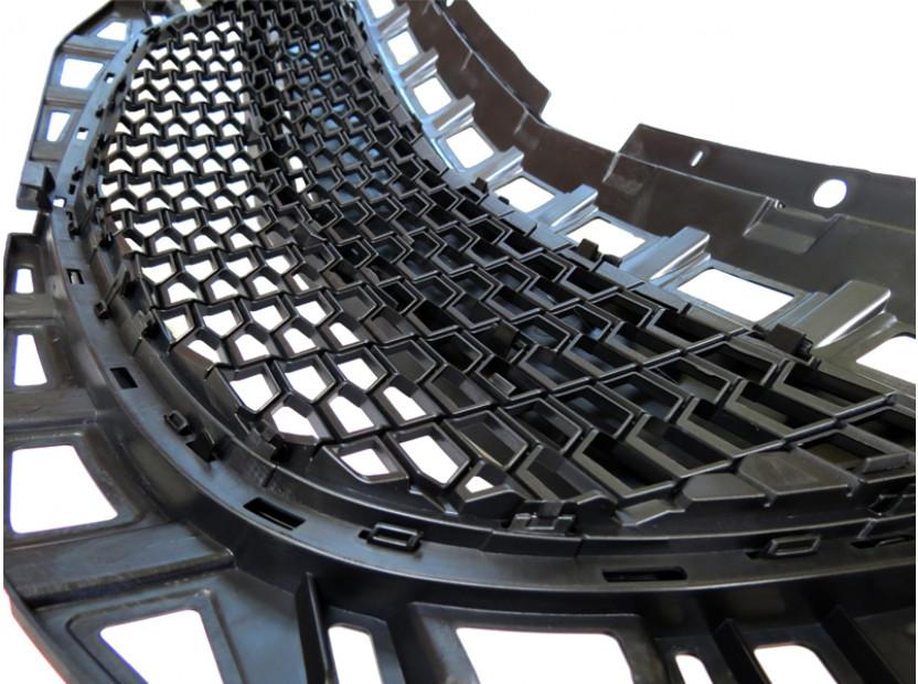 Черна решетка без емблема за Opel Insignia 2008-2013 7