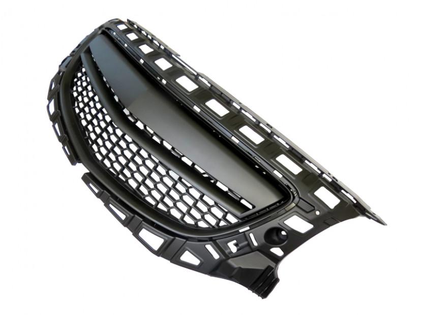 Черна решетка без емблема за Opel Insignia 2008-2013 2