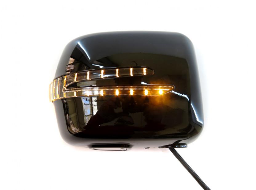 Капаци с LED мигачи за странични огледала за Mercedes G класа W463 1989 => 9