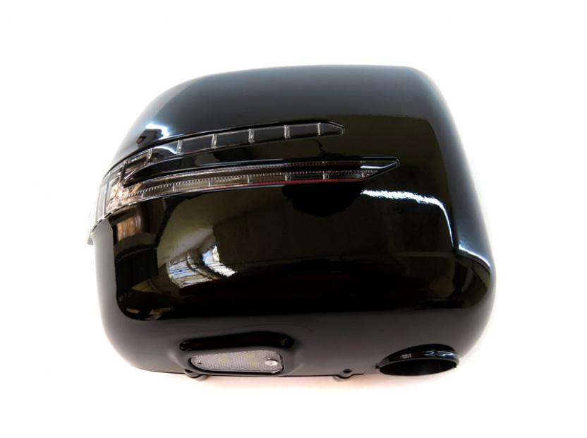 Капаци с LED мигачи за странични огледала за Mercedes G класа W463 1989 => 4