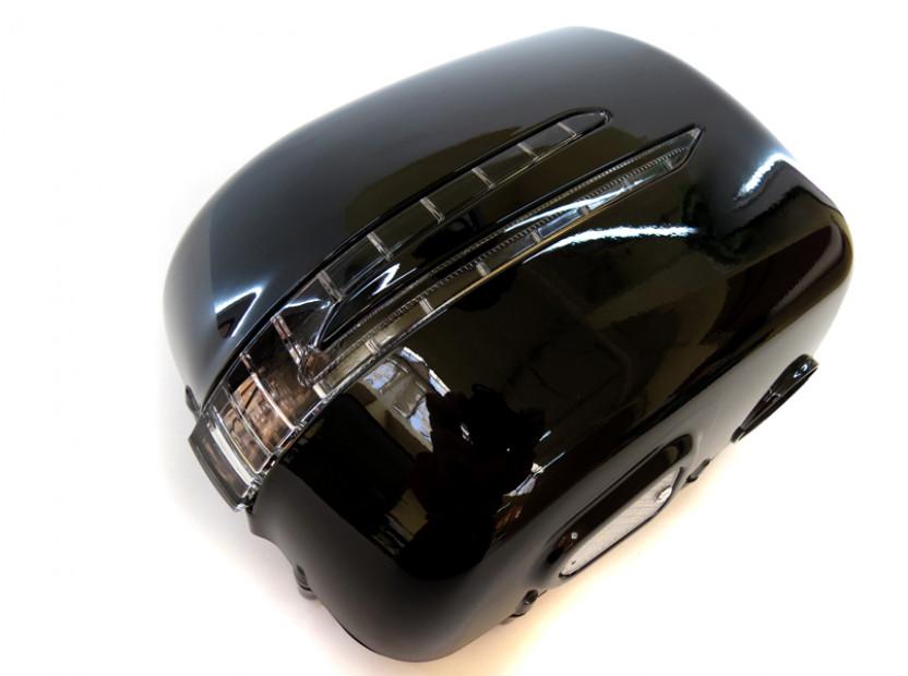 Капаци с LED мигачи за странични огледала за Mercedes G класа W463 1989 => 5