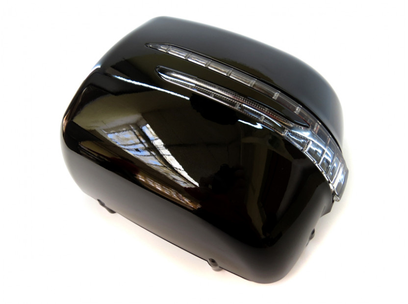 Капаци с LED мигачи за странични огледала за Mercedes G класа W463 1989 => 6
