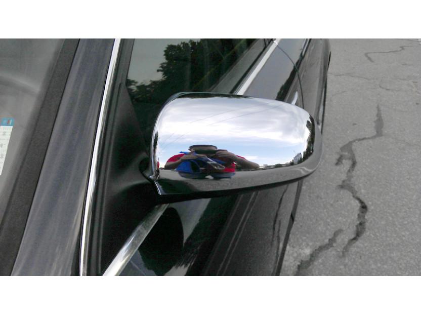 Хром капаци за огледала за Audi A3 2003-2008 (8P/8PA)/А4 2000-2007(B6)/А6 2004-2008 (4F) 2