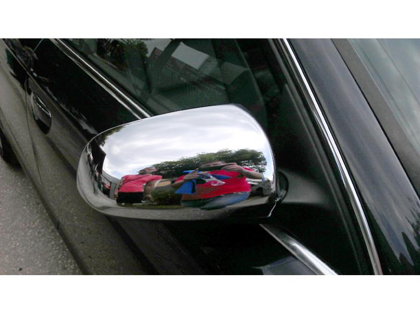 Хром капаци за огледала за Audi A3 2003-2008 (8P/8PA)/А4 2000-2007(B6)/А6 2004-2008 (4F) 3