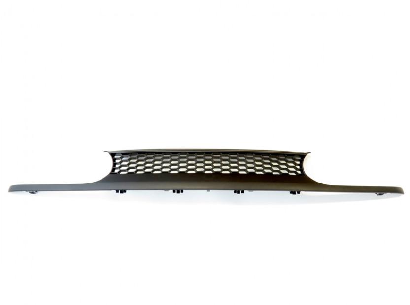 Черна решетка без емблема тип пчелна пита за VW Golf III 1991-1997
