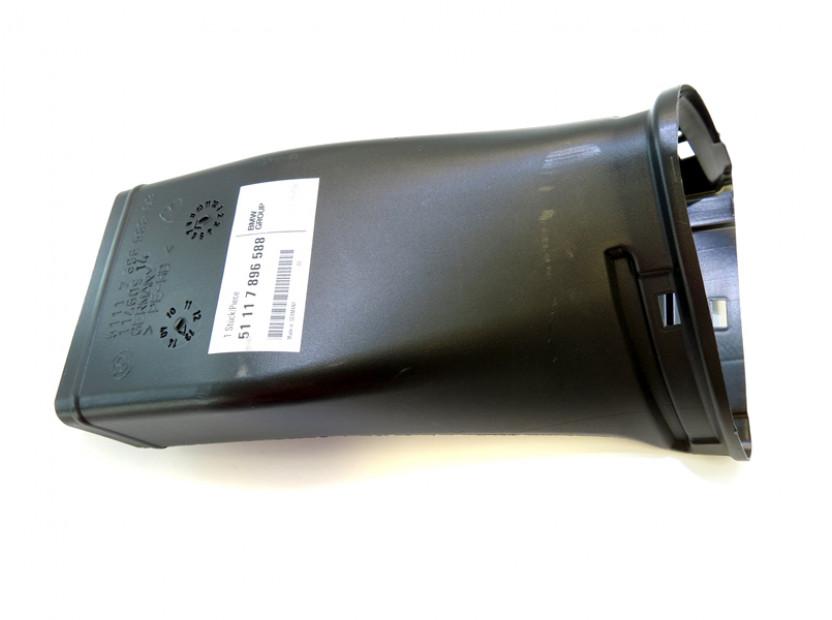 Десен въздуховод за предна M technik броня за BMW серия 5 E60/E61 2003-2010 2