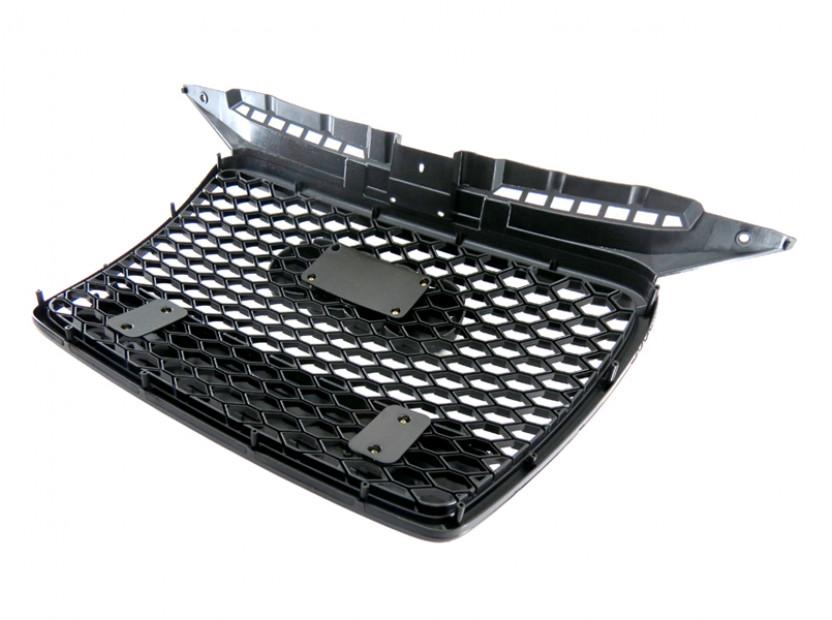 Черна решетка без емблема тип RS за Audi А3 2005-2008 8