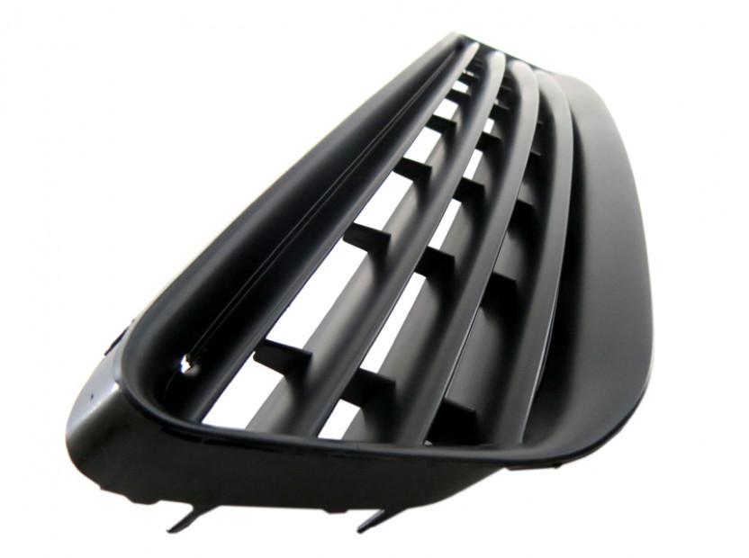 Черна решетка без емблема за Audi A3 2000-2003 5