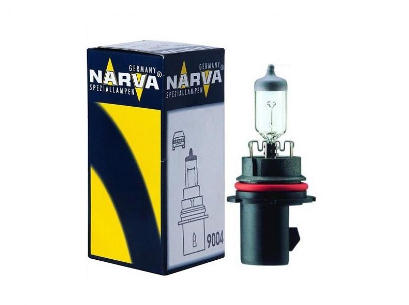 Халогенна крушка Narva HB1 9004 12V, 65/45W, P29t, 1 брой