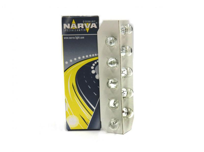 Крушка за табло Narva W2W 24V, W2.1x9.5d, 1 брой