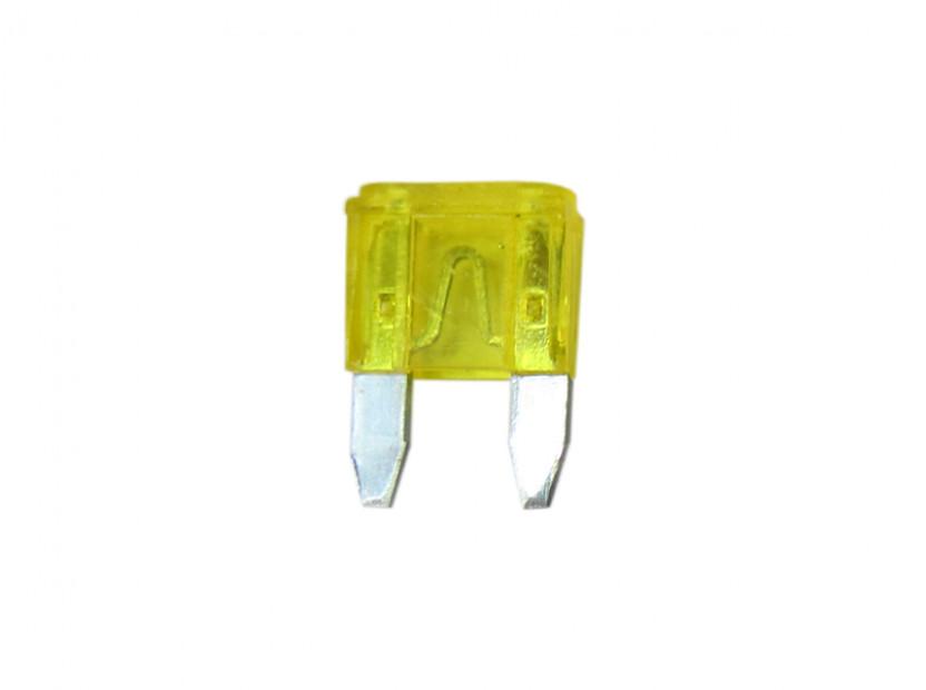 Предпазител мини 20А жълт