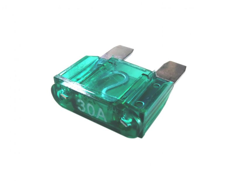 Предпазител макси 30А зелен 3