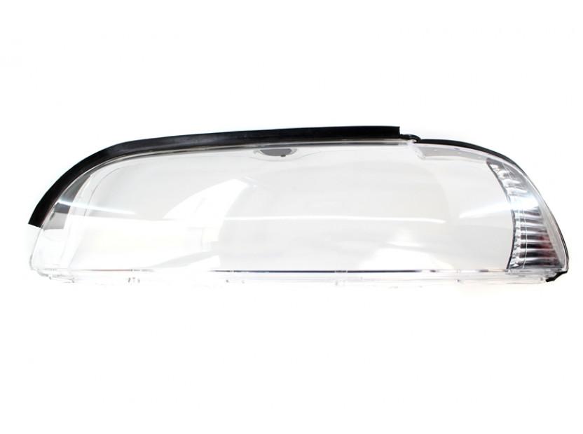 Ляво стъкло за фар за BMW серия 5 E39 2000-2003