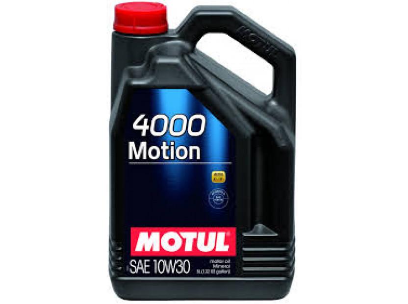 MOTUL 4000 MOTION 10W30 5L