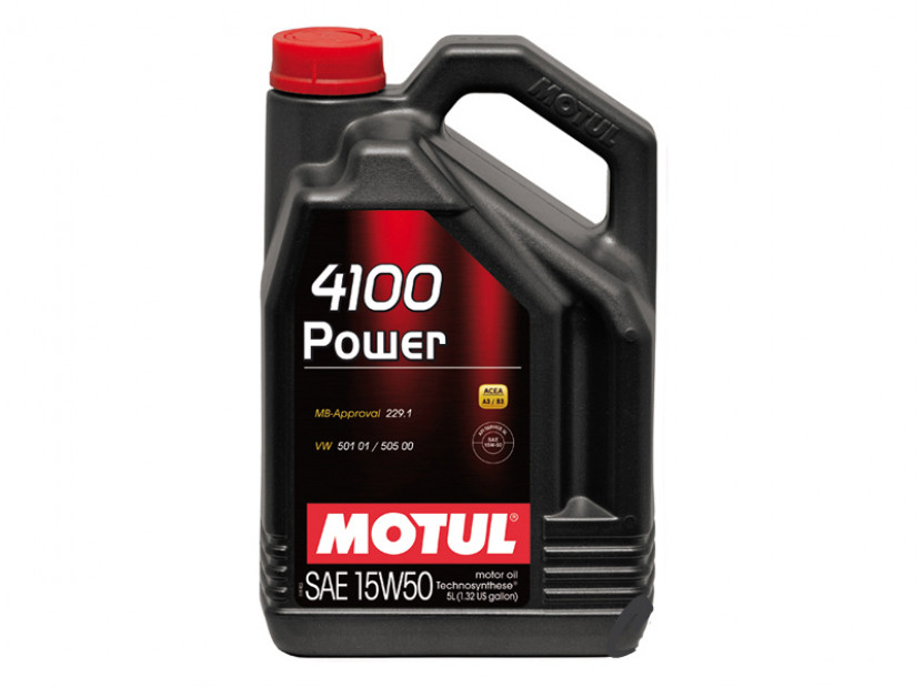 MOTUL 4100 POWER 15W50 4L