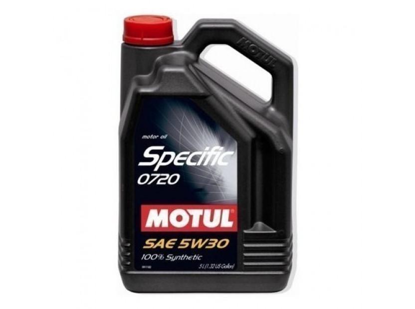 MOTUL SPECIFIC 0720 5W30 5L