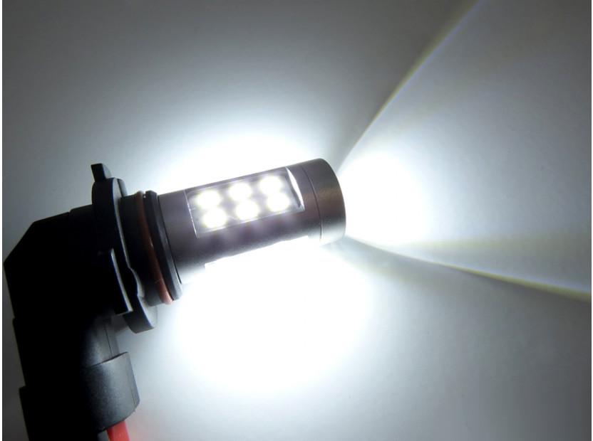 LED лампа AutoPro HB3/9005 студено бяла, 12V, 10W, P20d, 1 брой 3