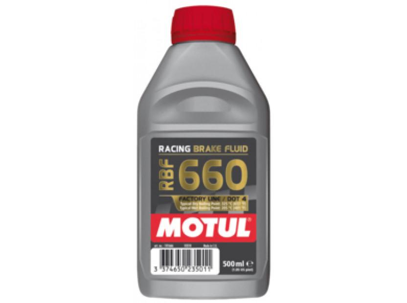 Спирачна течност MOTUL RBF 660 FACTORY LINE 0.500L