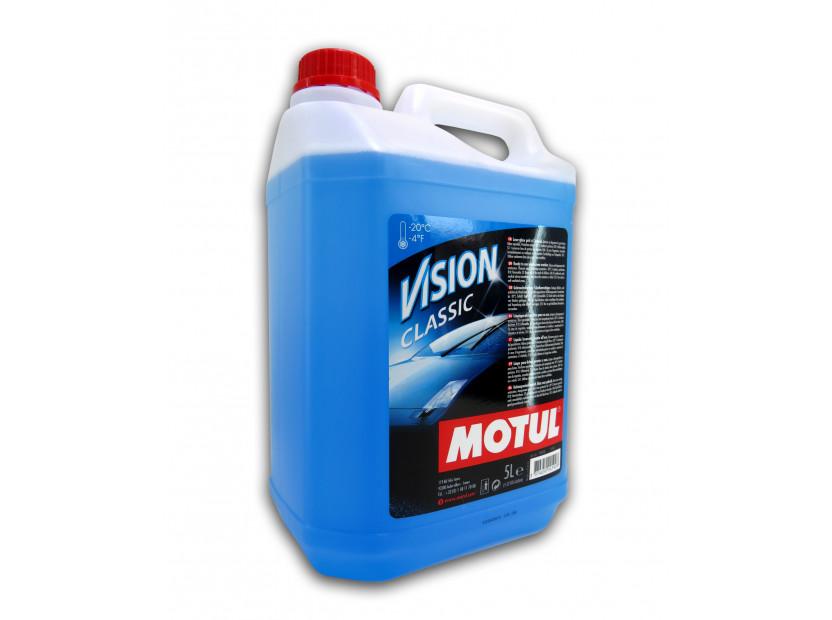 Течност за чистачки MOTUL VISION CLASSIC готова за употреба -20C 5L