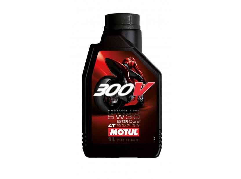 MOTUL 300V 5W30 4T FL 1L