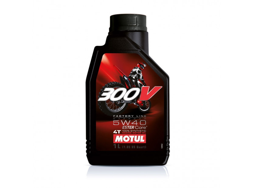 MOTUL 300V OFF ROAD 5W40 1L
