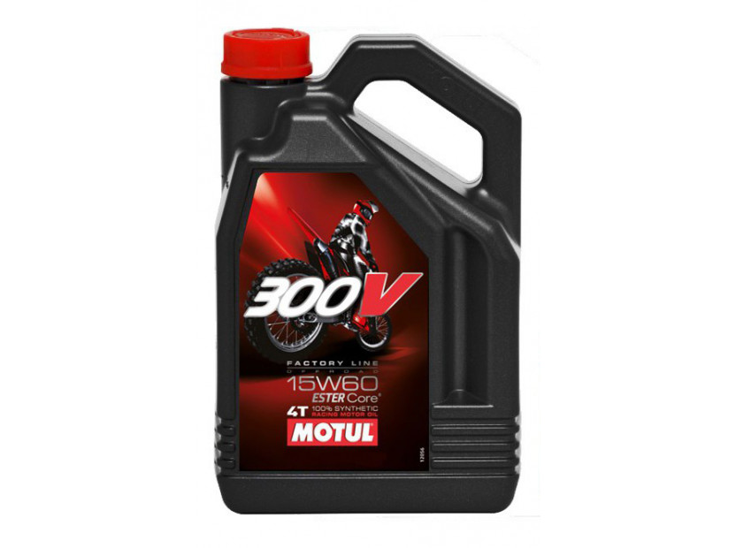 MOTUL 300V OFF ROAD 15W60 4L