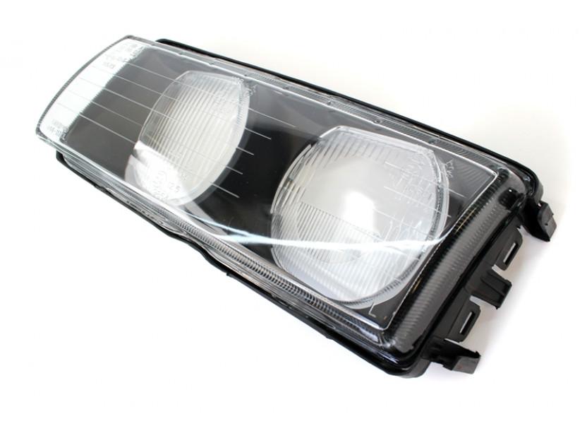 Ляво стъкло за фар за BMW серия 3 Е36 1990-1998 ТИП HELLA 2