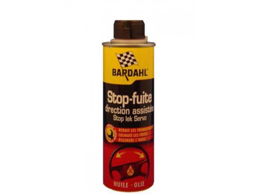 Bardahl - Спиране на течове от хидравлична