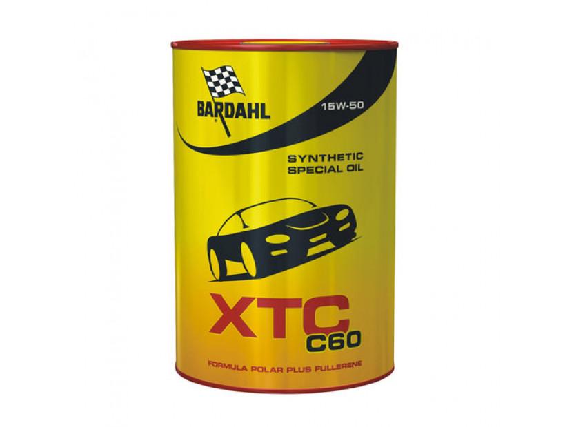 Bardahl XTC C60 15W50 1 литър