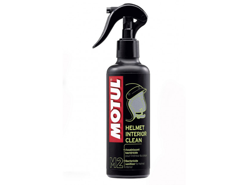 MOTUL M2 HELMET INTERIOR CLEAN 0.250L