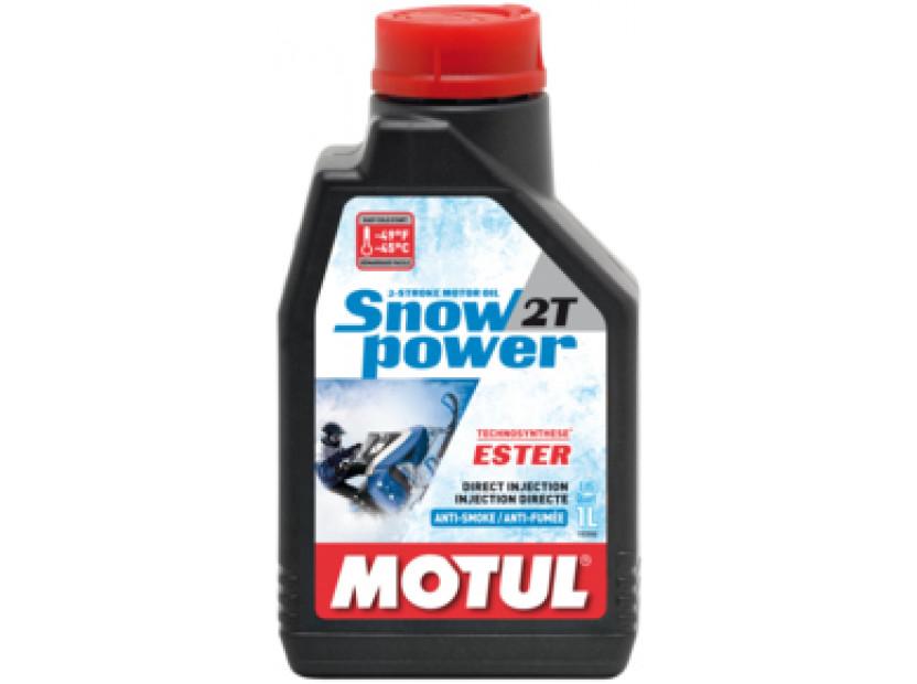 MOTUL SNOWPOWER 2T 1L