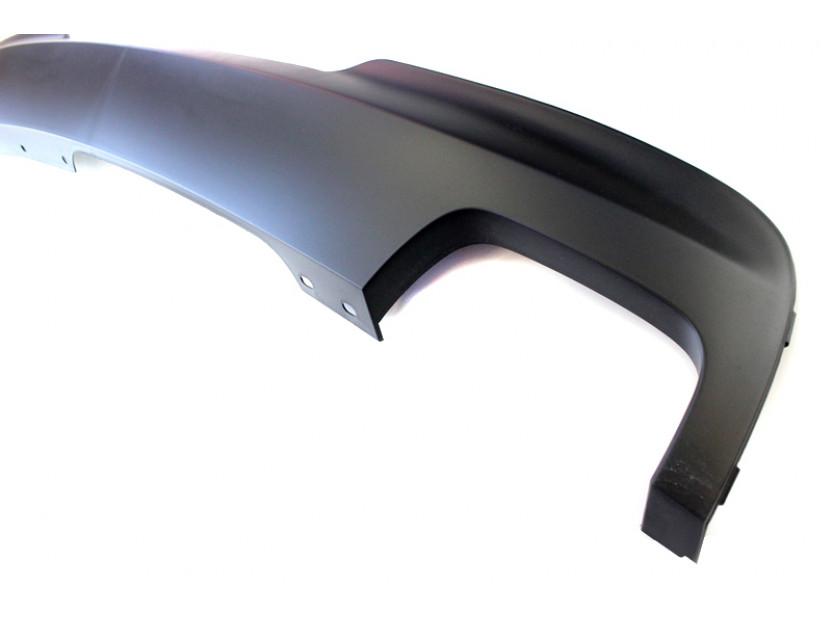 Дифузьор тип M за задна M technik броня за BMW серия 5 F10/F11 2010=> с двоен отвор/двоен накрайник -оо—оо- 5