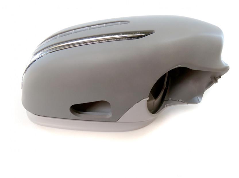Капаци с LED мигачи за странични огледала за Mercedes E класа W211 2006-2009 6