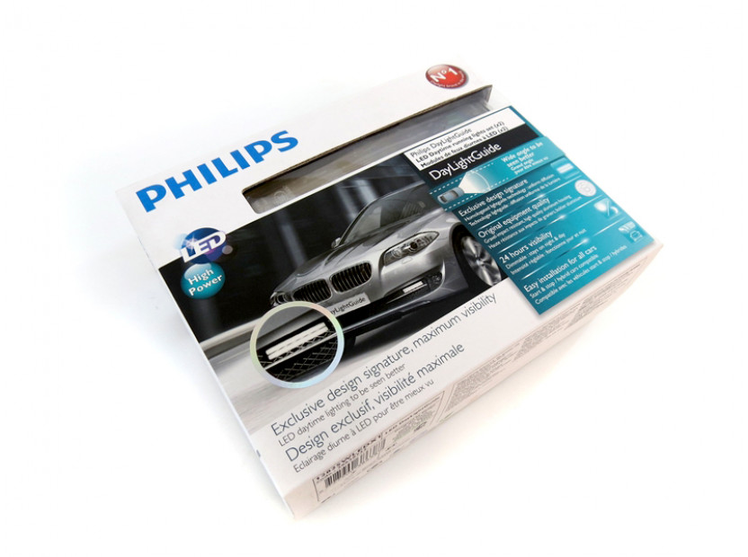 Универсални DRL дневни светлини PHILIPS Daylight Guide 3