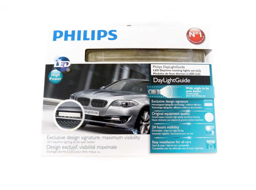 Универсални DRL дневни светлини PHILIPS Daylight Guide 2