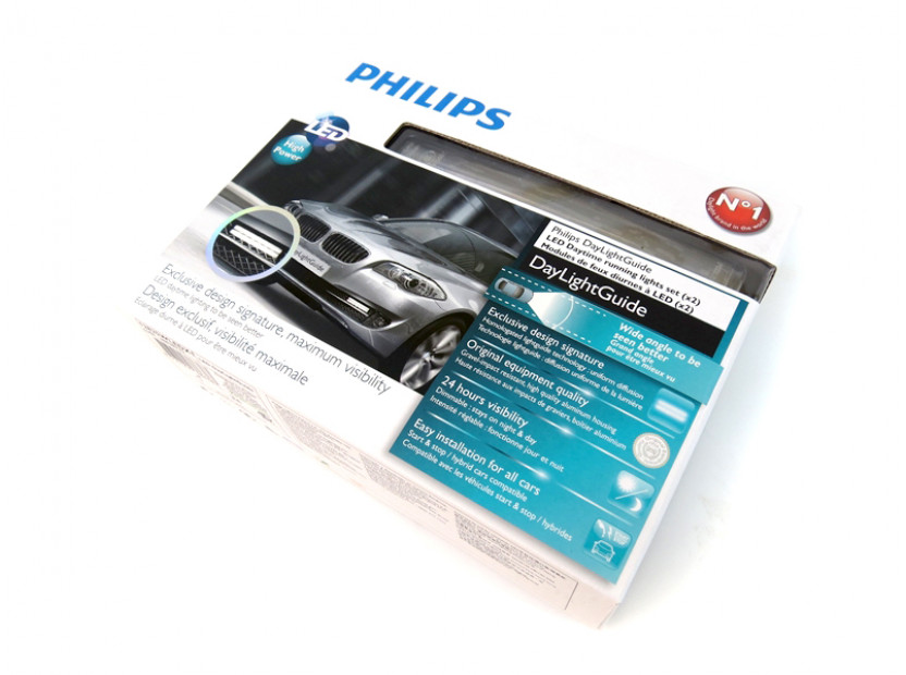 Универсални DRL дневни светлини PHILIPS Daylight Guide 4
