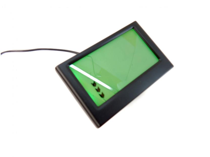 Парктроник система с 2.3'' LCD дисплей RD-058 с 6 сиви датчика 2