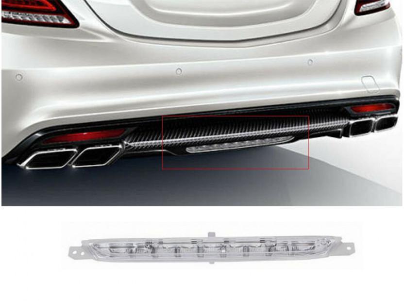 LED трети стоп E-mark за Mercedes S-класа W222 след 2013 година 2