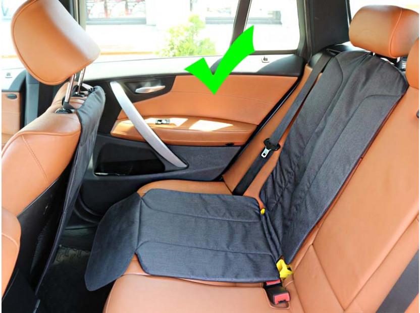 Оригинална BMW защитна подложка за седалка 7