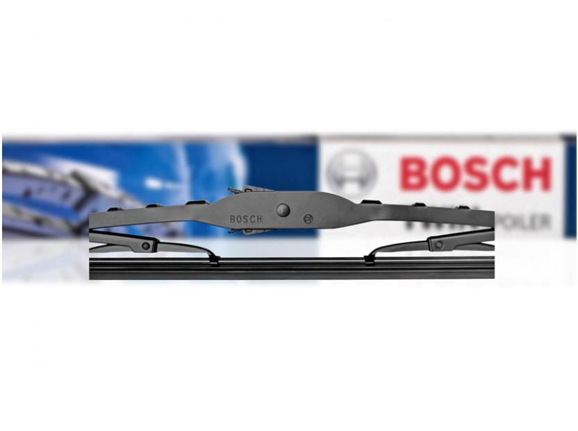 Комплект автомобилни чистачки BOSCH Twin 653 S, 650мм + 400мм, със спойлер 7