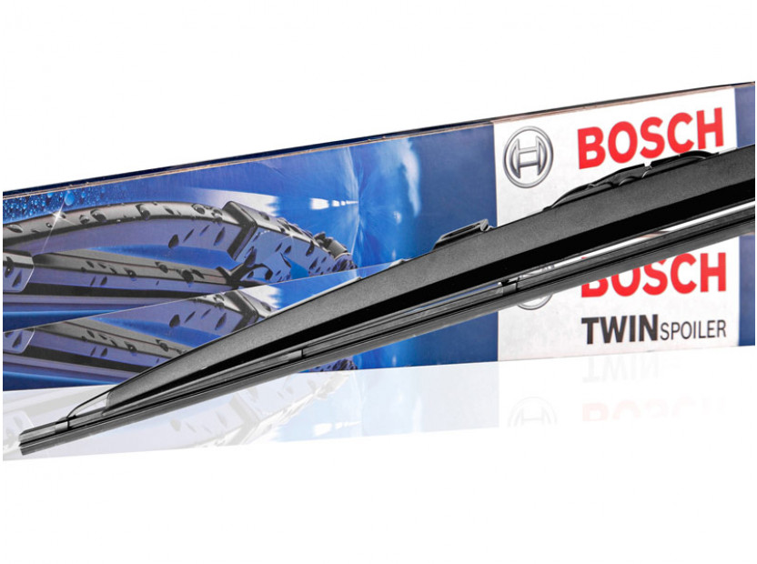 Комплект автомобилни чистачки BOSCH Twin 801 S, 600мм + 530мм, със спойлер 4