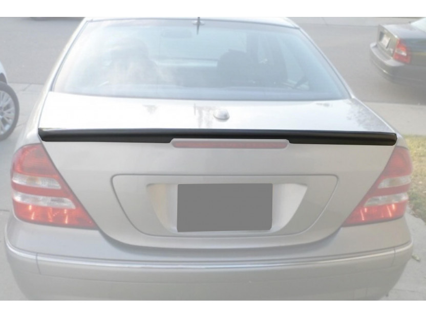 Спойлер за багажник тип AMG за Mercedes C класа W203 2000-2006