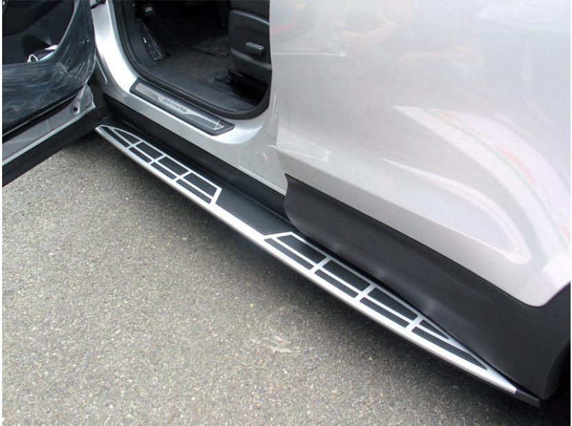 Степенки за джип Hyundai Santa FE 2012-2014 6