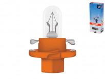 Крушка за табло Osram Original 12V, 1.1W, BX8.4D оранжева, 1 брой