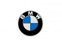 Оригинална бяло/синя капачка BMW за джанта