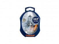 Резервен комплект Osram H7 крушки 12V