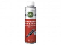 Препарат GAT за почистване и защита на бензинови системи 300ml