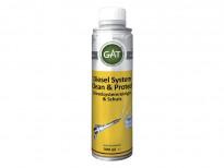 Препарат GAT за почистване и защита на дизелови системи 300ml