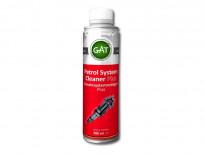 Препарат GAT за почистване на бензинови системи Plus 300ml