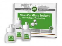 Препарат GAT за нано покритие и защита на автомобилни стъкла